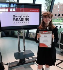 Isis wins reading festival award